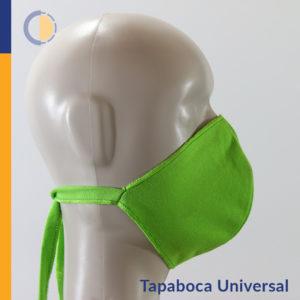 Tapaboca Universal Reutilizable